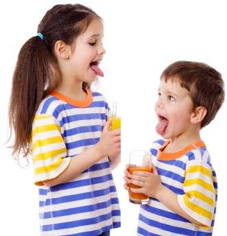 Den sunde grøntsag og frugt juice til børn. Er slow-juice også sundt for dine børn?