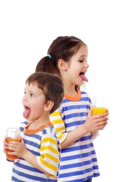 sund juice til børn. Er slow-juice sundt for dit barn?