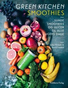Green kitchen smoothies - sunde smoothies og juicer til alle ugens dage af David Frenkiel & Luise Vindahl
