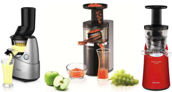 De bedste Slow juicere juice maskiner til sund juice