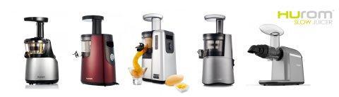 Bedste Hurom juicepressere og juicemaskiner