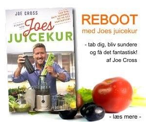 Køb Joe Cross Reboot juicebog online
