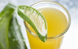 Aloe vera færdigt saft