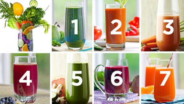 7 dages Juicekur